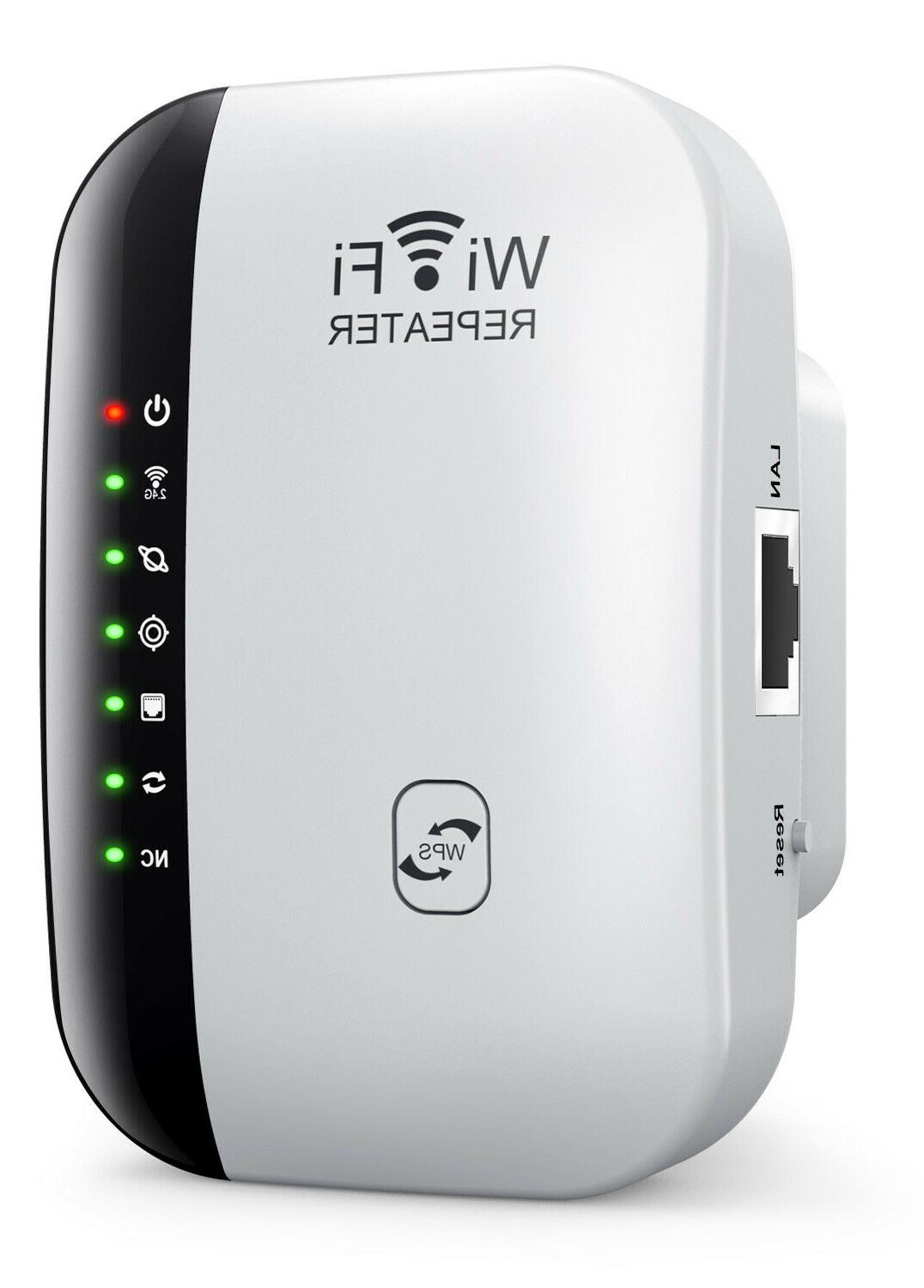 WiFi Internet Booster router Repeater Amplifier
